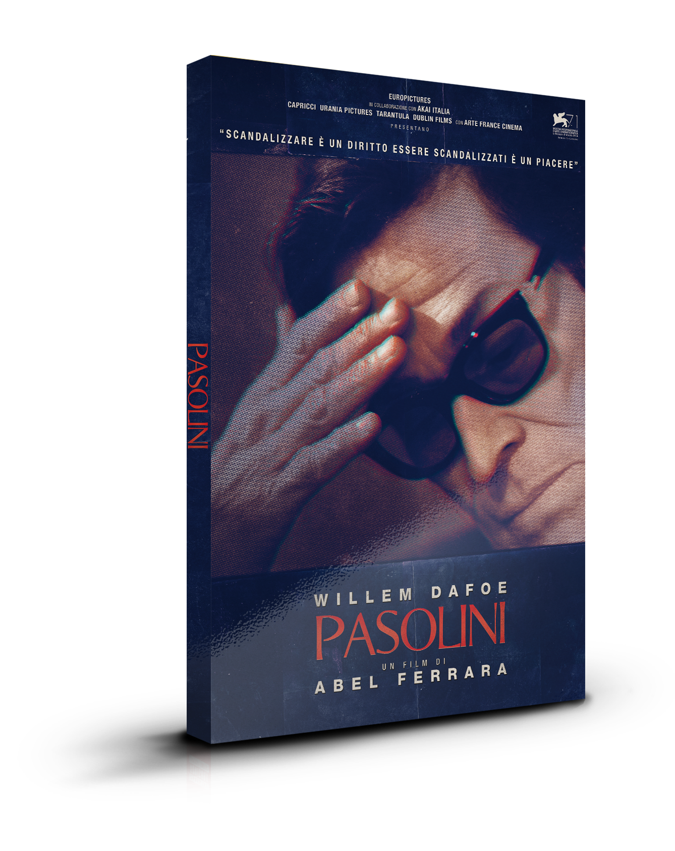 pasolini home_video