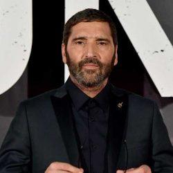 Italian actor/cast member Adamo Dionisi poses for the Italian premiere of ''Suburra La Serie'' in Rome, Italy, 04 October 2017.      ANSA/ ETTORE FERRARI